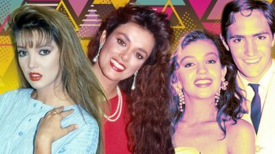 Las estrellas de telenovela de los ochenta que nos gustaría ver de regreso