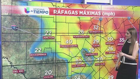 San Antonio tendrá un viernes totalmente soleado