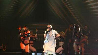 Yandel arranca su gira Dangerous Tour en San Juan con invitados como Wisin y J Balvin