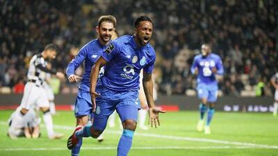 Con Herrera y Tecatito todo el partido, Porto venció 1-0 al Boavista y sigue líder en Portugal