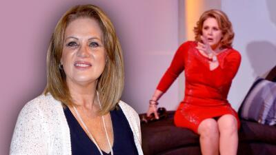 Erika Buenfil confiesa que alguien muy cercano a ella ha resentido sus cambios laborales