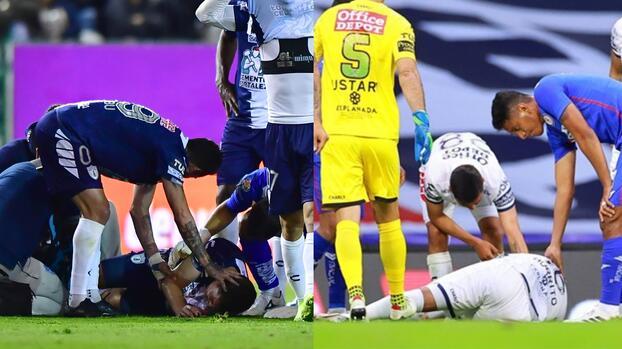 Pizzuto, que sufrió la misma lesión, muestra su apoyo al Burrito
