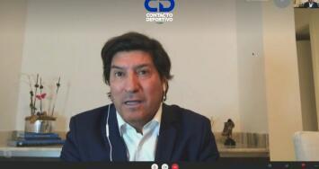 Iván Zamorano cree que aún no es tiempo de pedirle resultados a Solari