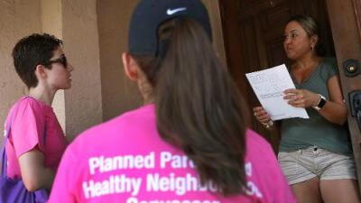 'Planned Parenthood Promotoras' Provide Vital Health Care to the Latino Community