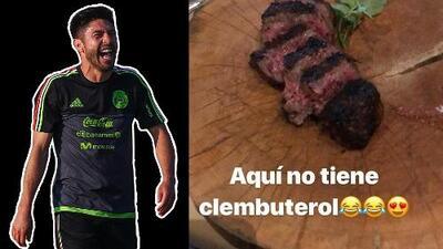 Oribe Peralta manda indirecta a 'Canelo' tras su positivo por clembuterol