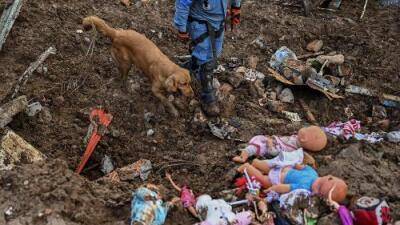 Al menos 17 muertos por deslaves en Colombia