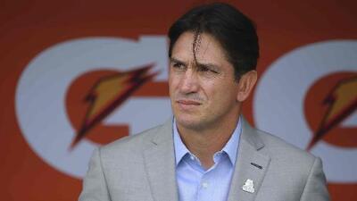 Bruno Marioni ya dejó de ser técnico de Pumas