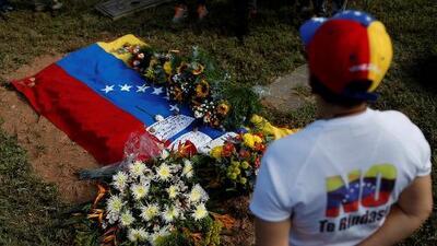 Miembros del exilio cubano y venezolano piden justicia por las víctimas de la masacre de El Junquito