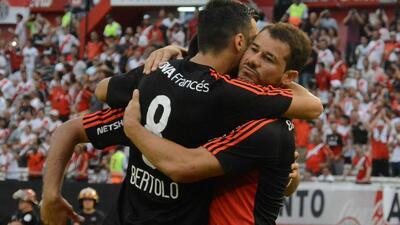 River Plate hace su presentación con goleada sobre Quilmes