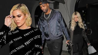Khloé Kardashian confiesa que el papá de su hija quería suicidarse tras serle infiel con Jordyn Woods