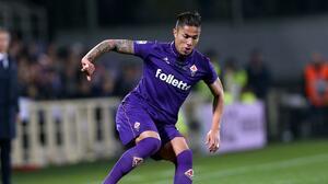 Salcedo jugó el que podría ser su último partido en Italia; Fiore empató 2-2 con Pescara