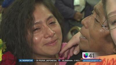Una iniciativa logra la reunificación de más de 80 familias mexicanas