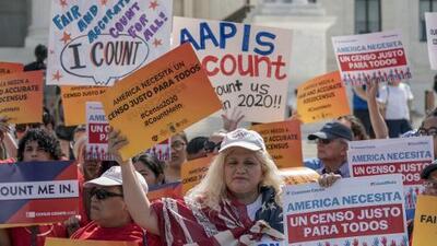 En un minuto: Corte Suprema decide si se puede incluir pregunta de la ciudadanía en el censo