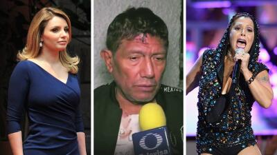 Famosos en la mira de la delincuencia en México: van 5 casos de violencia por lo ajeno en 2 meses