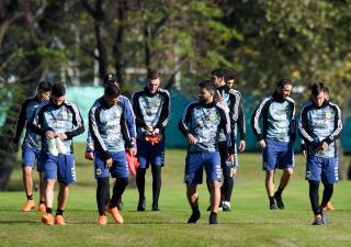 Argentina: la lista de 23 convocados al Mundial Rusia 2018