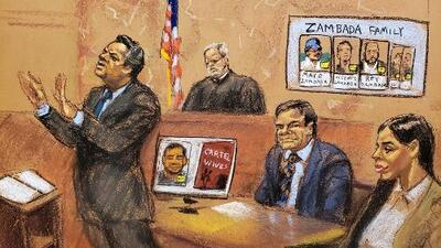 Los momentos más explosivos del juicio contra 'El Chapo' Guzmán en Nueva York