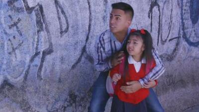 Un crimen alejó a un hombre del amor de su hija