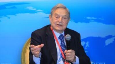 El multimillonario George Soros presiona por la reforma migratoria