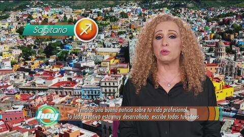 Mizada Sagitario 02 de junio de 2017