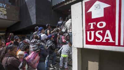 Cambia el perfil de inmigrantes que llegan a EEUU y disminuye el número de mexicanos, según estudio