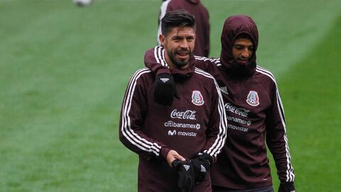 Oribe Peralta pondrá fin a su etapa en la selección y ya se marcó una fecha de salida