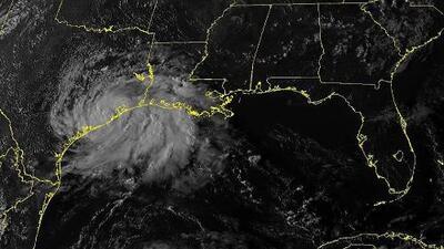 Condados de Brazoria y Galveston reciben fuertes precipitaciones debido a la tormenta tropical Imelda