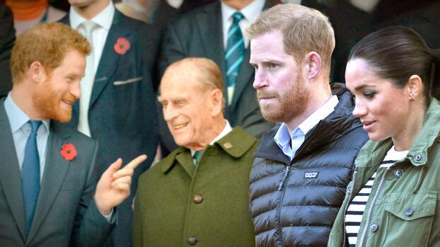 Confirman que el príncipe Harry asistirá al funeral de su abuelo, pero sin Meghan Markle