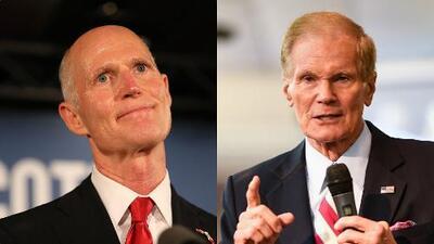 Analistas políticos creen que Rick Scott ganará el escaño al Senado por Florida