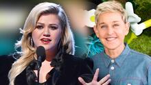 Ya hay reemplazo para el show de Ellen DeGeneres, será Kelly Clarkson quien ocupe su lugar