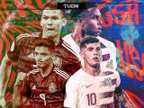 Se abre el debate: Team USA tiene mejor futuro que el Tri