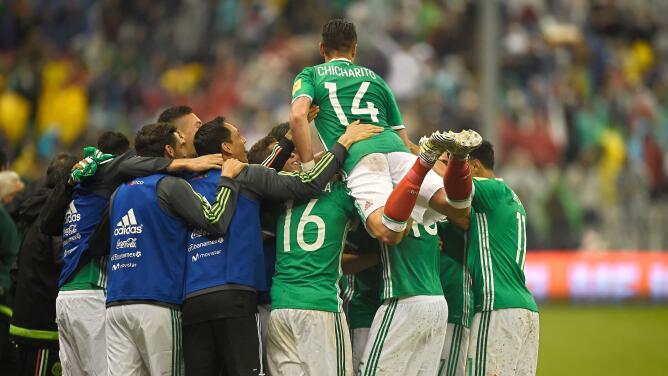 México se convierte en la quinta selección que califica al Mundial de Rusia 2018