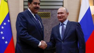 """Rusia sale en defensa de Maduro y """"recomienda"""" a Washington dejar de """"amenazar"""" a Venezuela"""