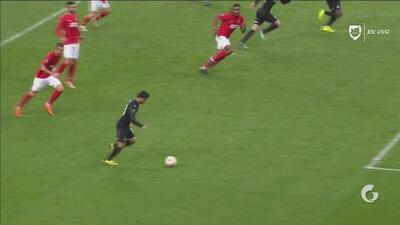 Shapi puso el empate del Krasnodar a 10 minutos del final