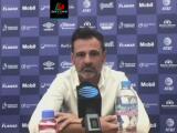 """Diego Cocca: """"Ni antes éramos los mejores ni ahora somos los peores"""""""