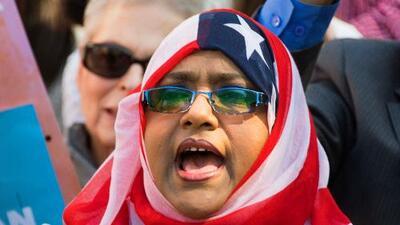 La Corte Suprema falla a favor del veto migratorio de Trump contra países de mayoría musulmana