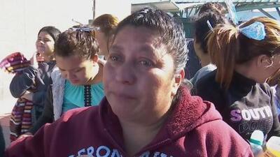 Entre lágrimas, una abuela relata el momento en el que la Patrulla Fronteriza la separó de su nieto de 9 años