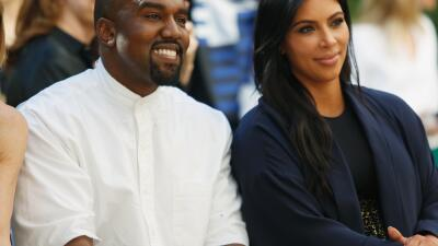 Kim Kardashian y Kanye West han nombrado a su hijo Saint West