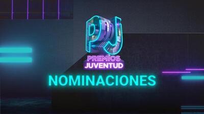 Esta es la lista completa de nominados a Premios Juventud 2019