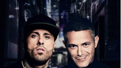 Alejandro Sanz lanza sencillo junto a Nicky Jam
