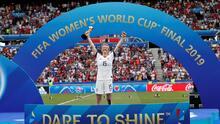 Proponen a Megan Rapinoe para ser portada del FIFA 20