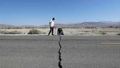 Calculan que la falla de San Andrés tiene 70% de posibilidades de generar un 'gran terremoto' antes de 2030