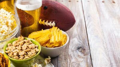 Cómo sobrevivir a las fiestas del Super Bowl si tienes diabetes
