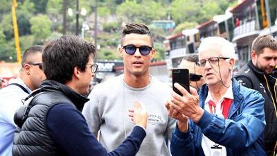 Retiran demanda de violación en contra de Cristiano Ronaldo