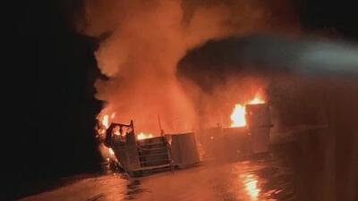 Dueños del bote donde murieron 34 personas entablan demanda para protegerse