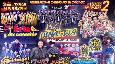 Verizon Fiestas Patrias de La Que Buena 105.1 2019