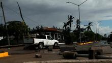Así quedó Los Sandovales, el pueblo mexicano destruido por el huracán Willa