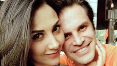 Mark Tacher niega haberle sido infiel a su novia Cynthia Alesco