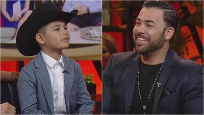 Rogelio Martínez vs. Osvaldo, ¿quién adivinó qué pasaba en el video?