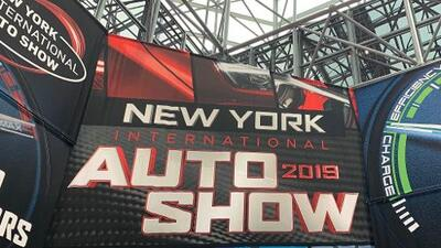 Esto es lo mejor del Auto Show Internacional de Nueva York 2019