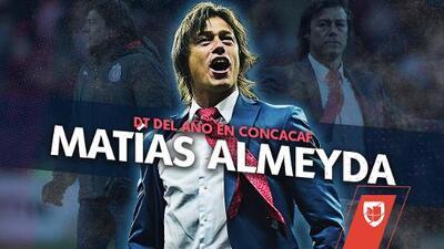 Ni el 'Tata', ni Osorio… Matías Almeyda, elegido Mejor Técnico de Concacaf
